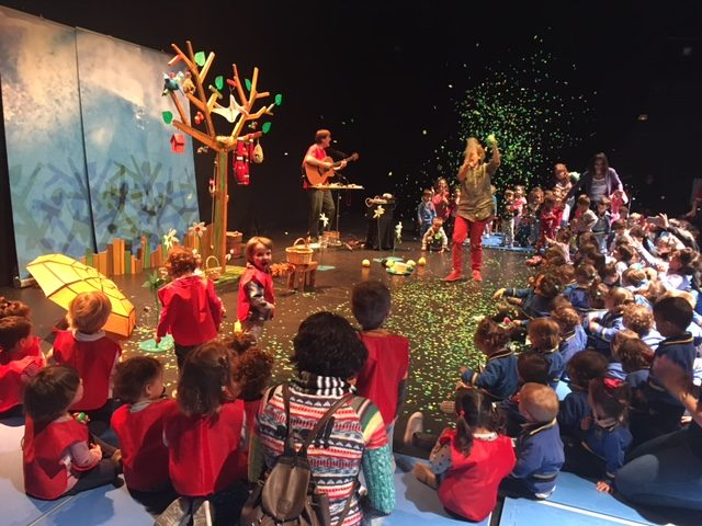 teatro infantil san sebastián de los reyes
